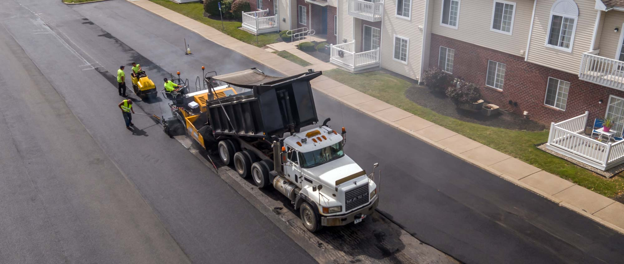 Statt Paving Commercial Paving Service